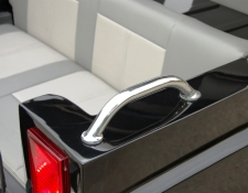 Chrome Grab Handles