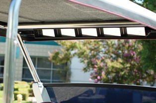 Five Panel<br>Rear View Mirror