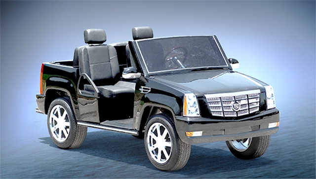 ACG Cadillac Escalade Golf Cart