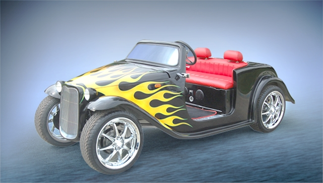 ACG California Roadster Golf Cart